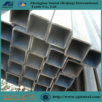 Building Materials Structure hot rolled square tube