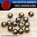 Specialized Swarovski Elements Bronze Shade (BRSH) 16ss Flat Back Crystal No Hotfix Rhinestone