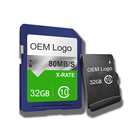 Professional manufacture OEM high quality 4GB sd card sd memory card