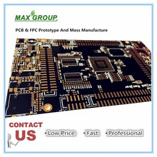 Pcb double dip8 to dip8 adapters double side copper esr-t4 mega328 hover bord ru 94vo pcb