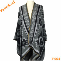 Latest Women 100% Acrylic Woven Best-Selling Scarf Shawl
