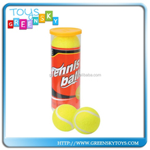 wholesale promotional custom logo good quality Tennis Ball in can