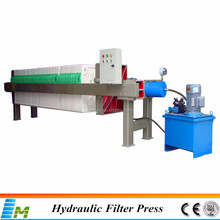 High pressure pp press filter for phosphatic fertilizer