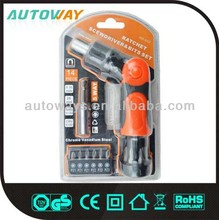 14PCS bits screwdriver set