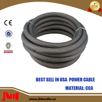 Black Frosted Best Sell in USA Pro Power Cable With 15mm OD Cable