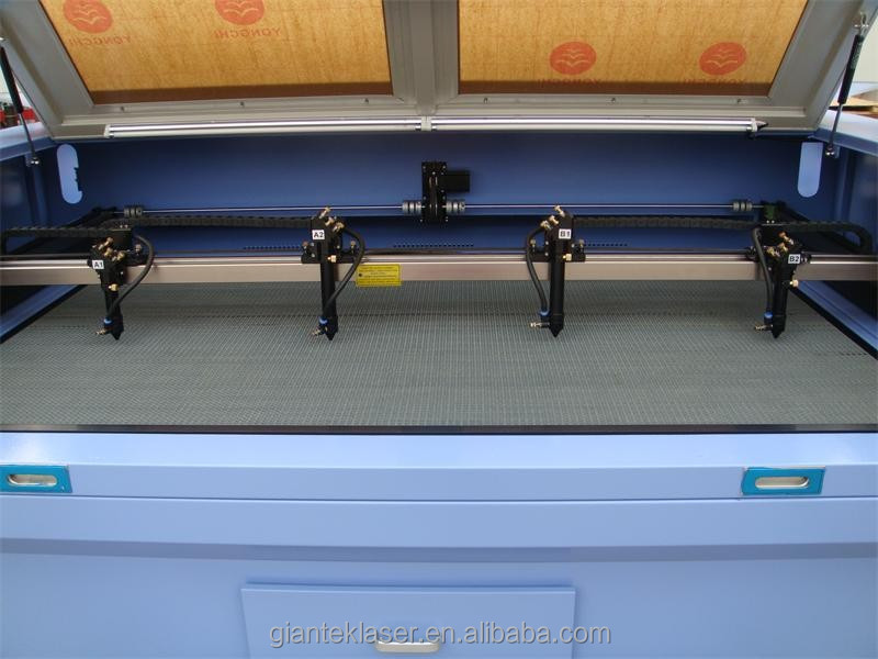 four laser Heads Laser Cutting Machine as christmas gifts