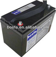 12v100ah high quality industrial battery alarm sealed lead acid battery