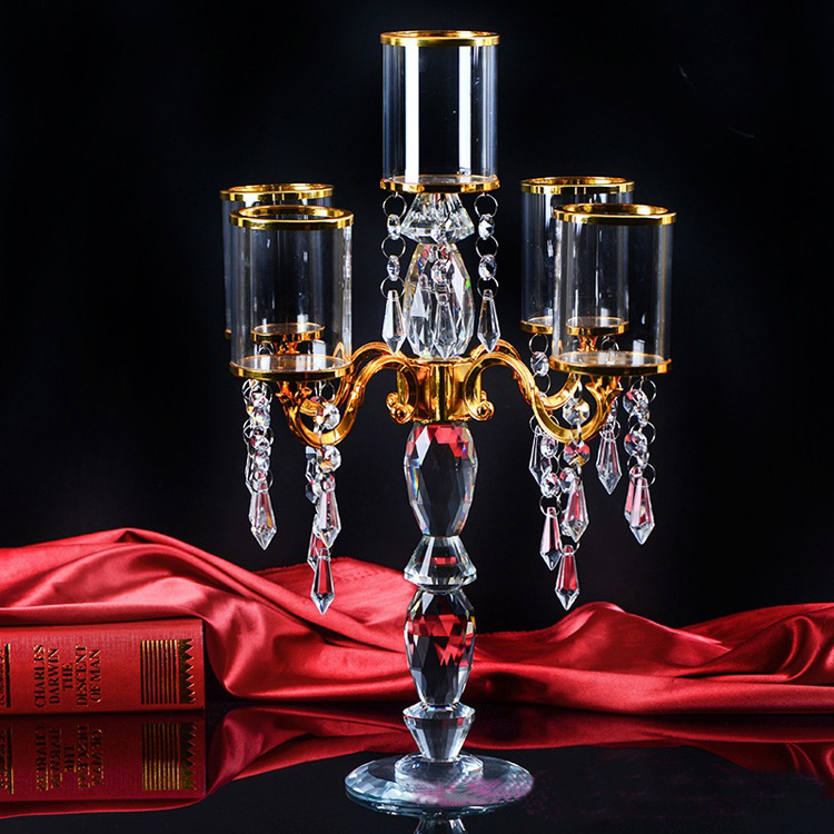 Wholesale Wedding Centerpieces Crystals Sale Online Buy Best