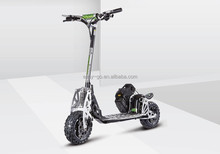 EVO/Uberscoot 2 wheel gas snow scooter with CE certificate hot on sale