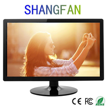 21.5 22 23 24 Inch 16:9 Wide Screen Computer Monitor 1080P Super thin Led Lonitor with VGA Input AV TV USB HD Optional