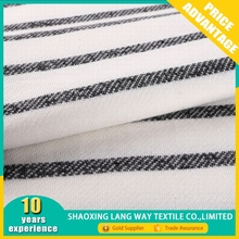 china supplier attractive fashion custom white polyester cotton fabric rolls