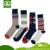 Colorful Wholesale Bamboo Mens Dress Custom Socks
