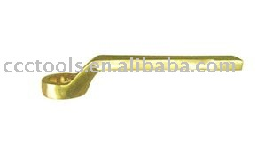 Offset Striking Ring Spanner Non Sparking Tools,hand tools