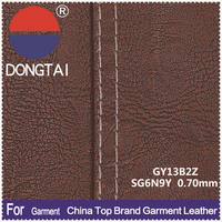 DONG TAI High quality make leather clothing for garment