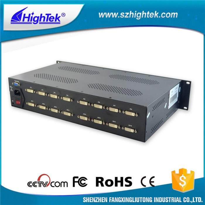 HK-M8T8 220V AC 8x8 165MHz DVI matrix switch