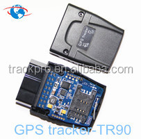 GPS/GSM 2G/3G GPS Tracker OBDII CANBUS built-in Antenna GPS Tracking Device RFID ACC with Android IOS Tracking APP WEB Platform