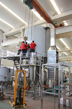 spray dryer for palm oil