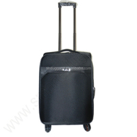 Expandable Big Space Soft Travel Luggage Bag