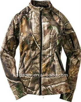 SHE outdoor Apparel womens camo hunting jackets