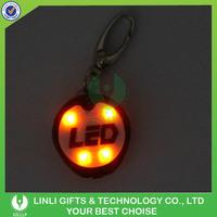 Blinking Led Collar Tag Light For Pet