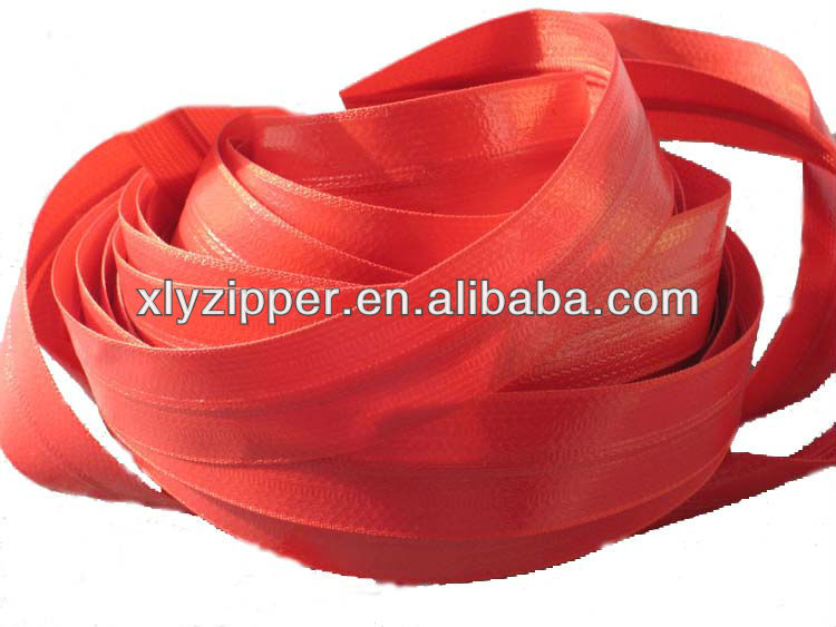 diving suit/rain coat waterproof zipper seam tape