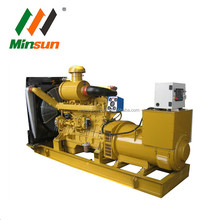 diesle electric motor power driven generator from china