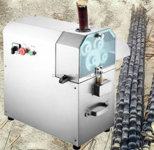 commerical electric industrial sugar cane juice extractor with high quality