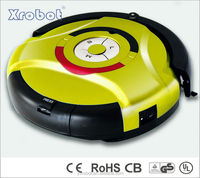 Smart vacuum cleaning robot for floor, with remote control