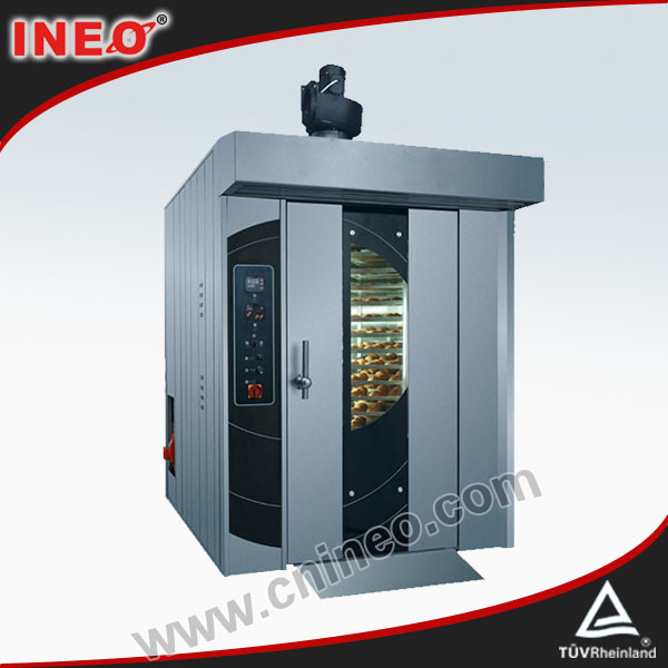 Rack Roll-in Rotary Industrial Bread Baking Machine/Big Bakery Ovens/Industrial Bakery Equipment