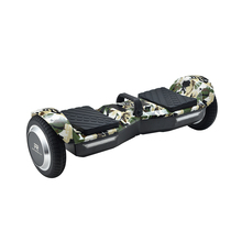 Private mold integrated structure two wheel electric hoverboard with handle