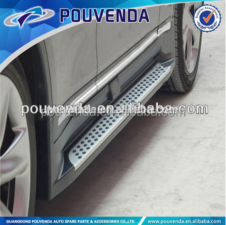 High Quality Running Board side step For Infiniti FX35 accessories from pouvenda