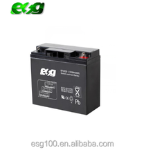 12v UPS battery 12v 20ah deep cycle solar battery manufucturer in China