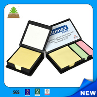 Promotional Gifts fashional design cube shaped memo pad sticky note pad