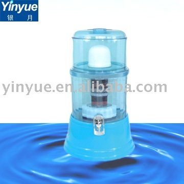 mineral water purifier pot 7 stages 14 liters