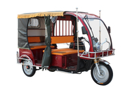adult passenger e-rickshaw electric tricycle