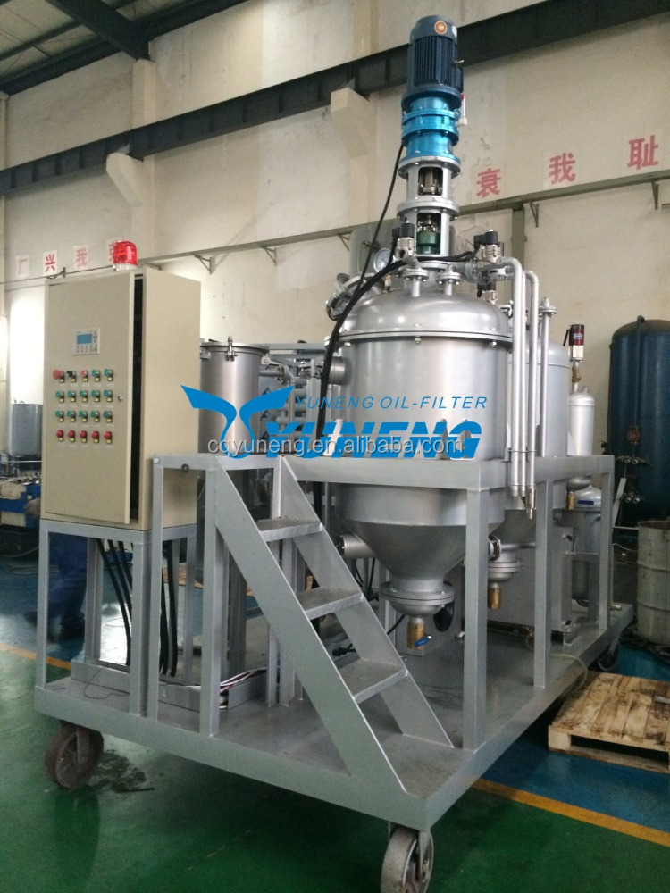 20 Years Manufacturer Convert Waste Tyre Pyrolysis Oil To Diesel Plant