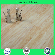 Gym Water Resistant Ac3 Ac2 HDF Laminate Flooring