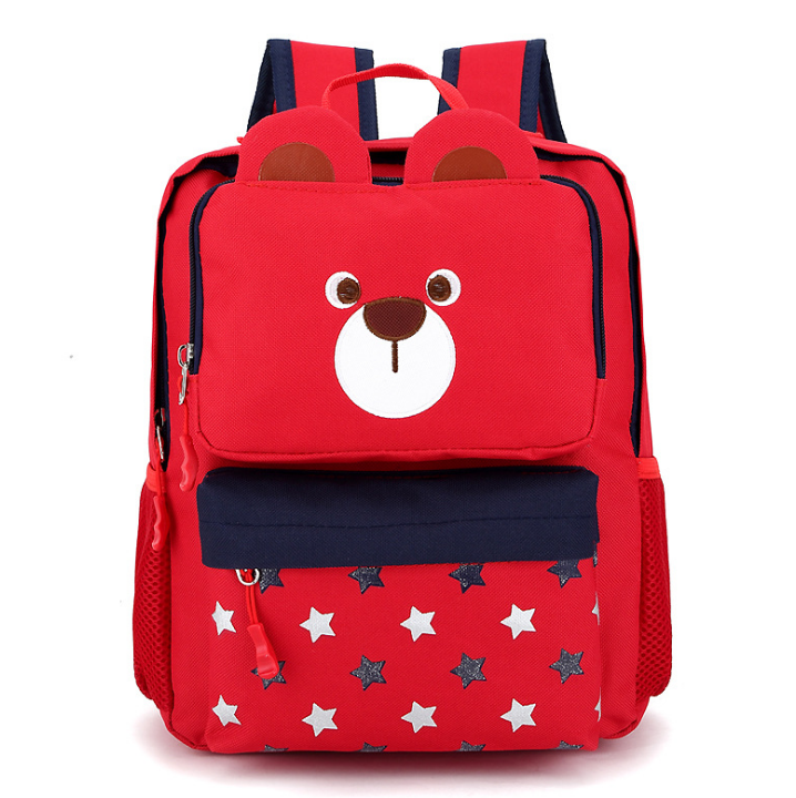 2016 Promotional high quality lovely cartoon backpack children school bag