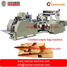 fully automatic paper bag making machine/small paper bag making machine/cost of paper bag making machine