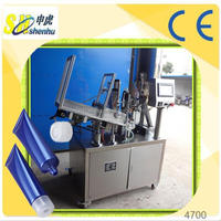 packaging machine of semi-automatic plastic tube filling and sealing machine from ShangHai manufacturer
