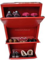 High Quality Material and Shoe Rack Specific Use Outdoor Shoe Cabinet