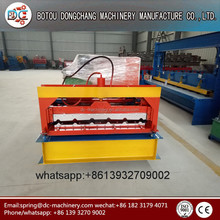 trapezoidal panel drywall manufacturing cold roll forming machine