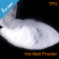 Heat transfer polyurethane coating hot melt powder
