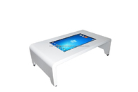 46inch tables for bar touch table,game table touch screen prices