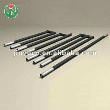 Thermoelectric element Silicon Carbide heater SiC heating elements rods for furnace