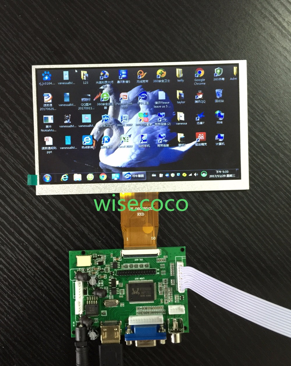 Detail Feedback Questions About For Raspberry Pi 7inch 1024600 Tft Pic16f84 Circuit Lcd Nokia Type1 Photo9 Photo4