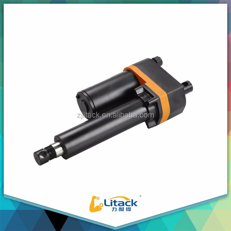 Linear Actuators for a number of safety applications like rotor brakes, rotor lock