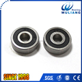 Stainless steel deep groove roller ball S626RS bearing with 6*19*6mm