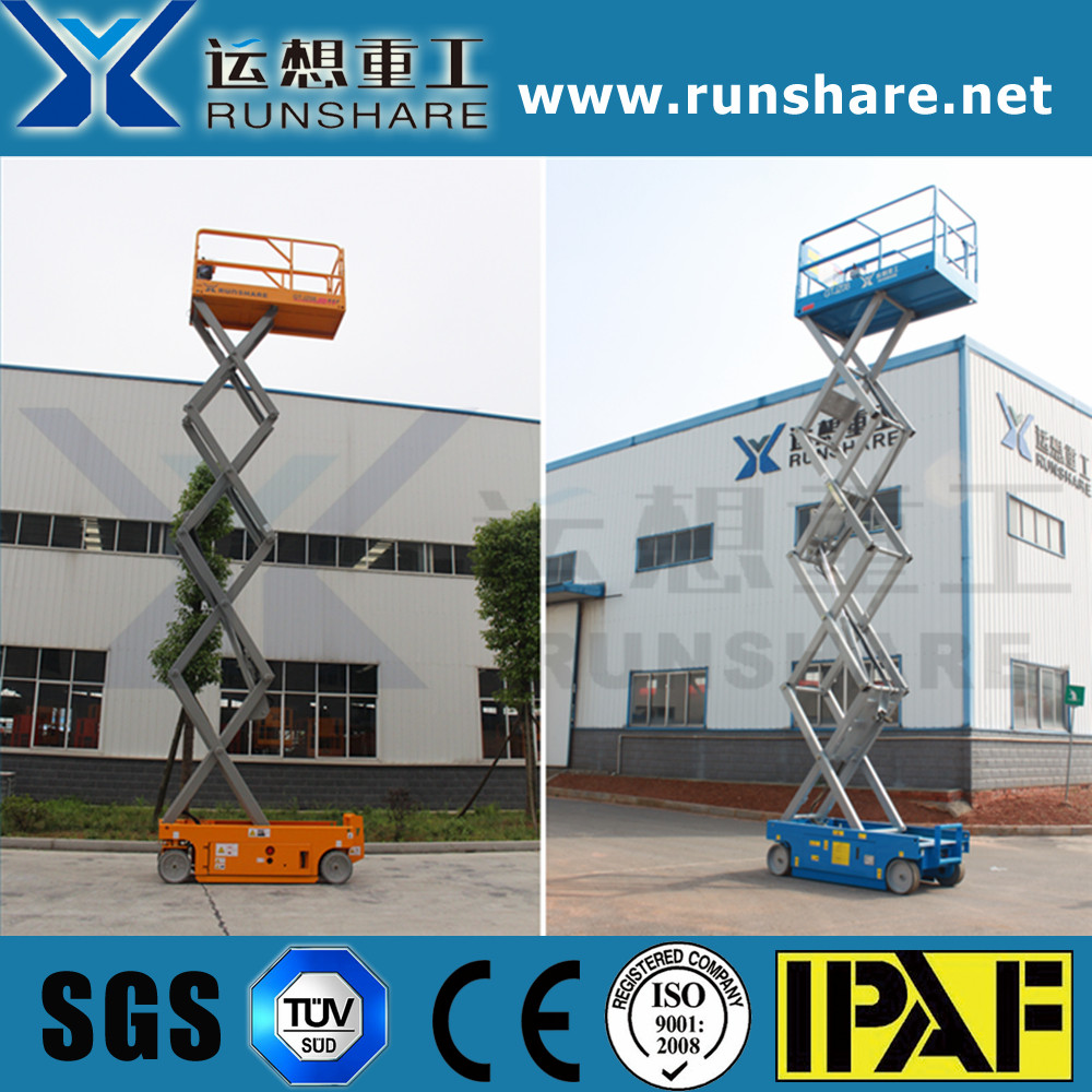 factory equipment 8m elevation platforms for construction