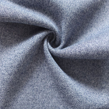 China Suppliers Sweatshirt Fabric Polyester Cotton French Terry Fleece Fabric